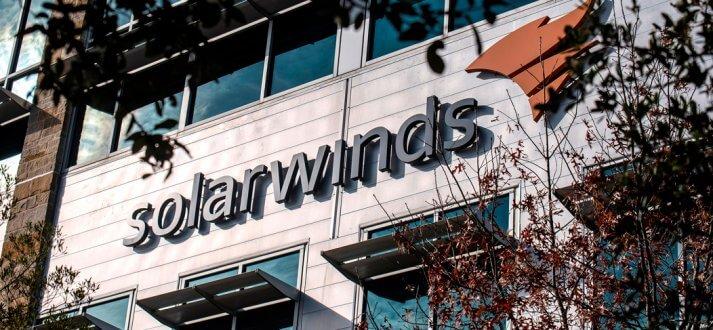 ciberataque a SolarWinds