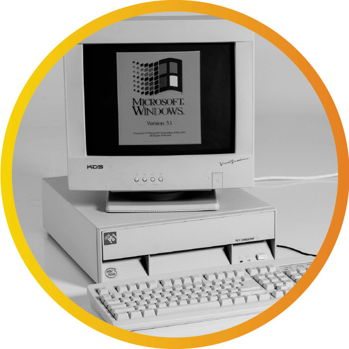 icorp was one of the first national IBM distributors